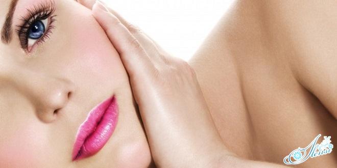 гладкая кожа без прыщей благодаря хлоргексидину