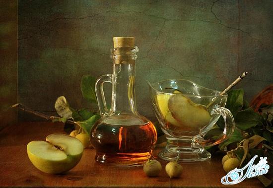 яблочный уксус от прыщей - лучшее средство