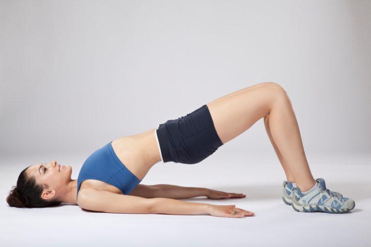 Упражнение от целлюллита
