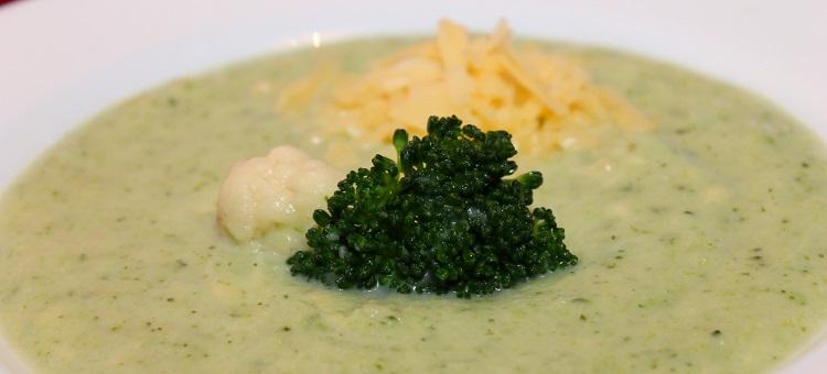 Крем-суп из цветной капусты: рецепт со сливками, брокколи, сыром и другими компонентами