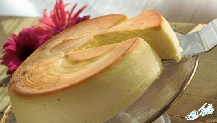 Бананово-творожная запеканка из духовки