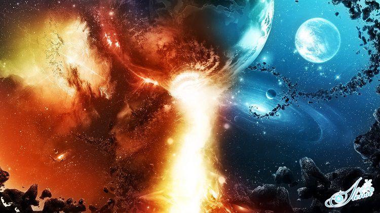 Энергия небесных тел.