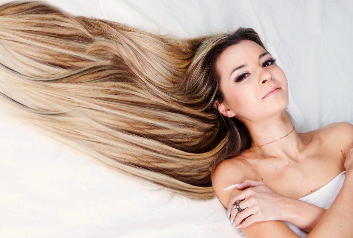 Для быстрого роста волос