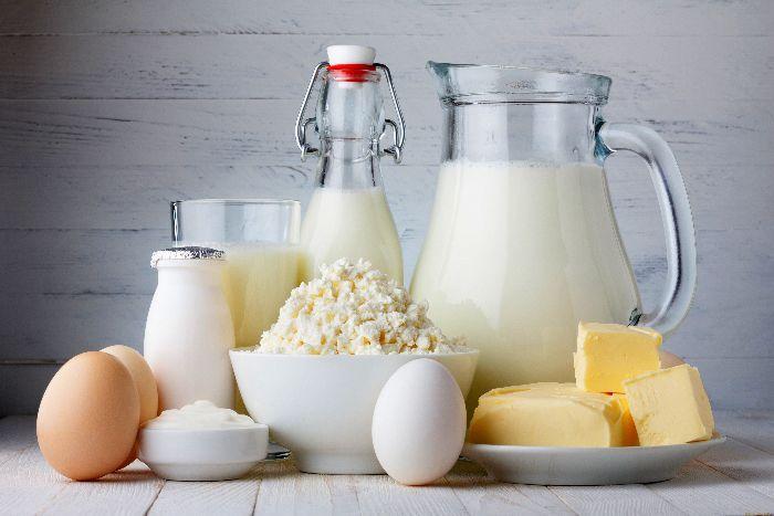 Молочные продукты для малышей 7 месяцев