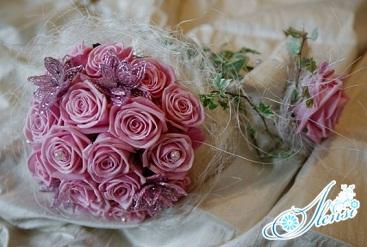 оловянная (розовая) свадьба