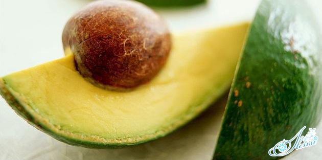 Маски для лица из авокадо