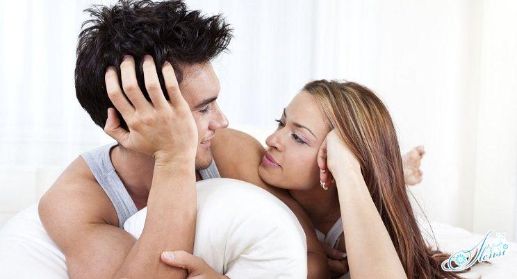 девушка и парень после родов