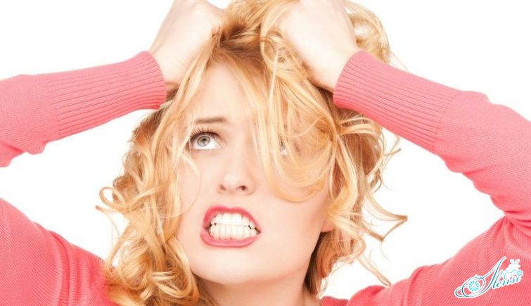 расстройство нервной системы у девушки