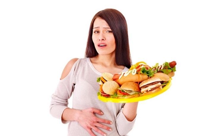 Изжога и еда