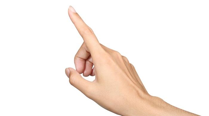 Пальцы без бородавок