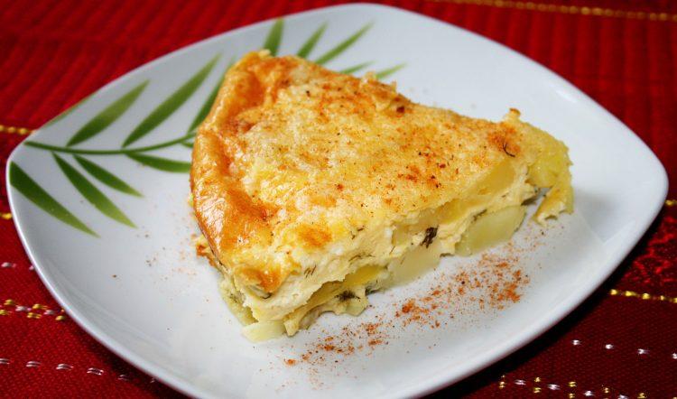Классический рецепт запеканки картофельной с мясом