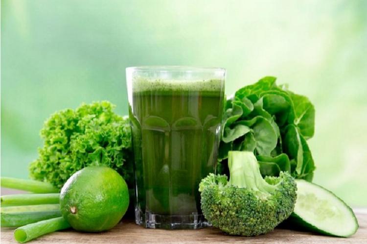 Овощной коктейль полезен для здоровья?