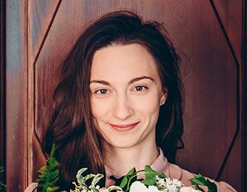Флорист Наталья Родикова