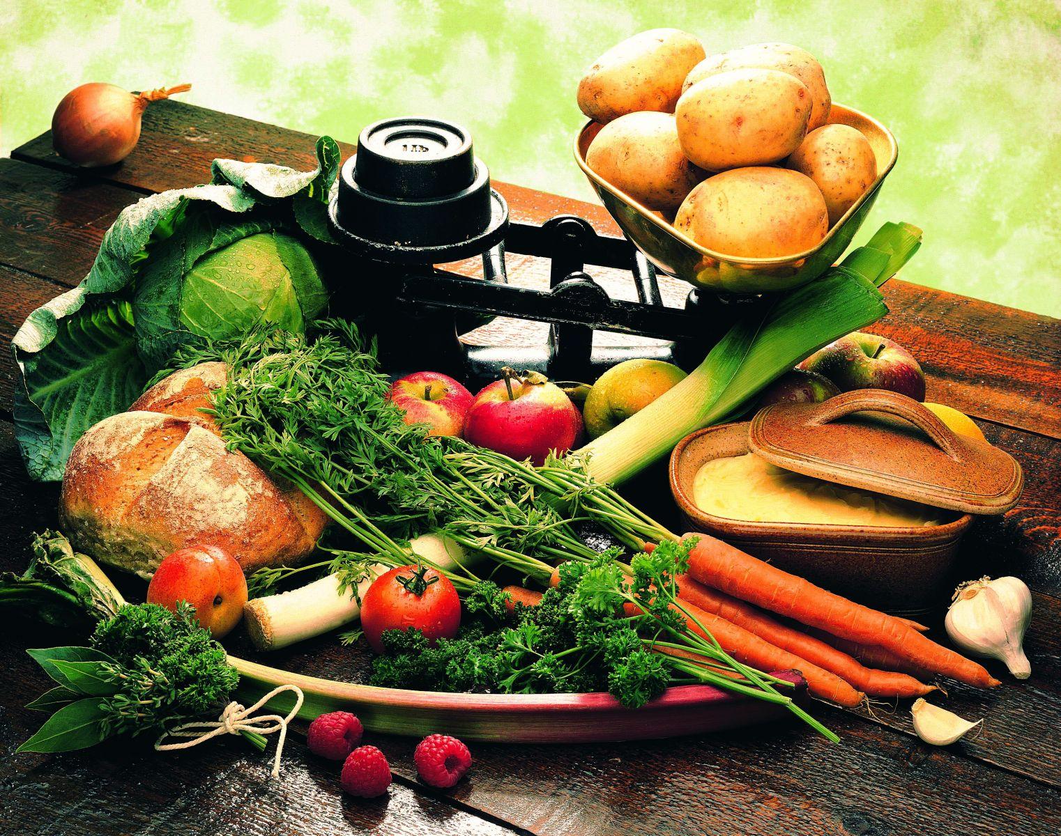 Вегетарианская диета для подростка