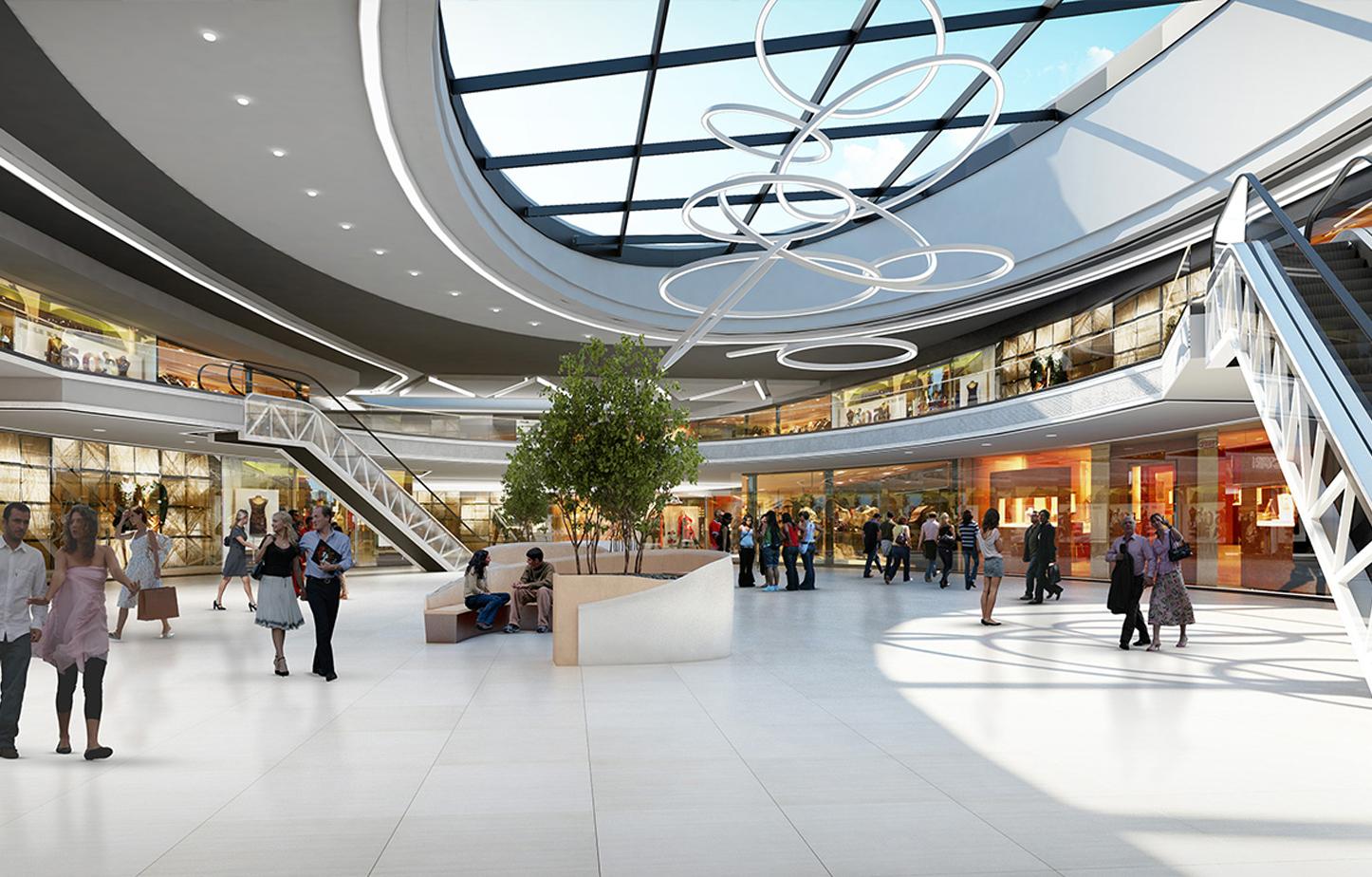 эти картинки торговых центр это лепной декор