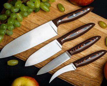 Какие кухонные ножи должны быть в арсенале каждой хозяйки?