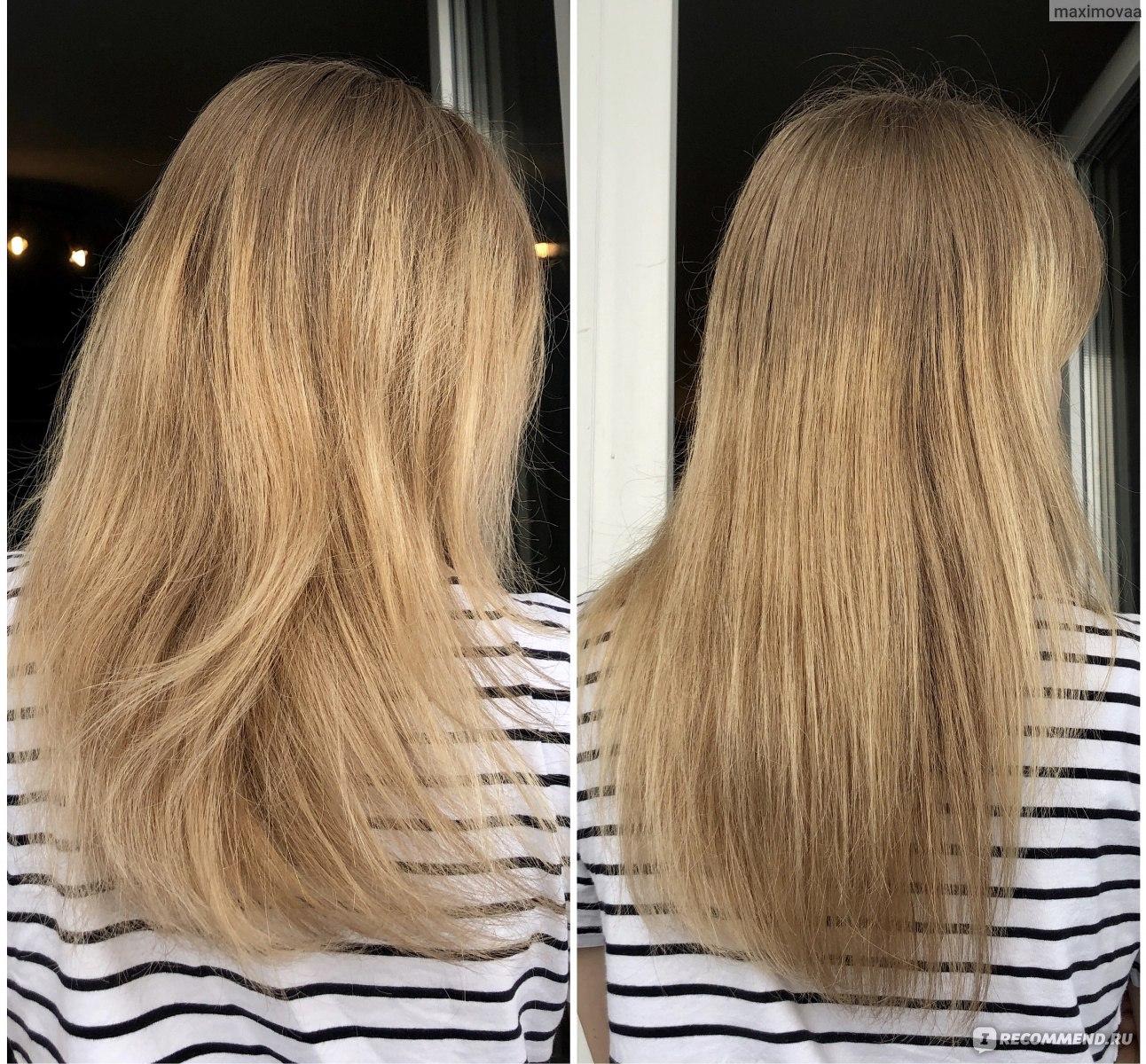Как использовать филлер для волос?